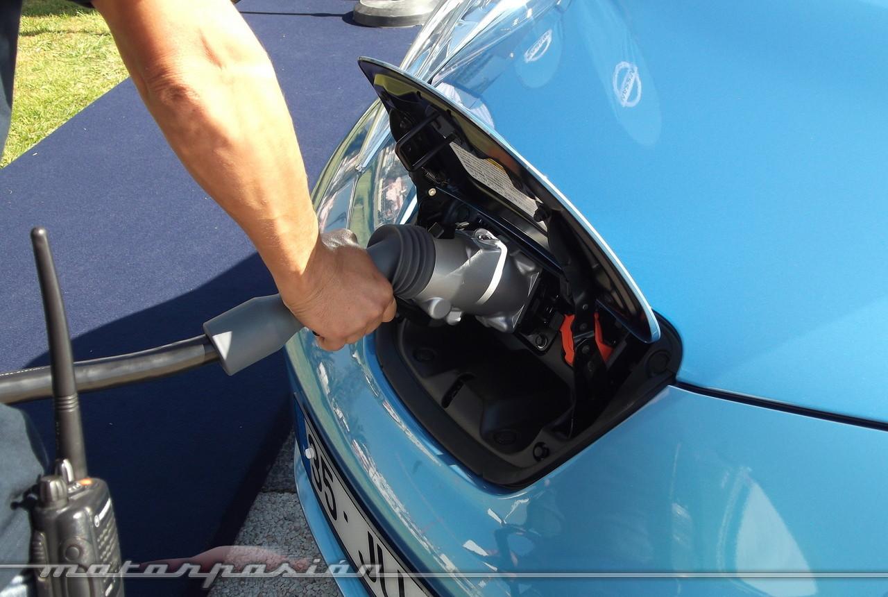 Foto de Nissan Leaf (presentación) (46/58)