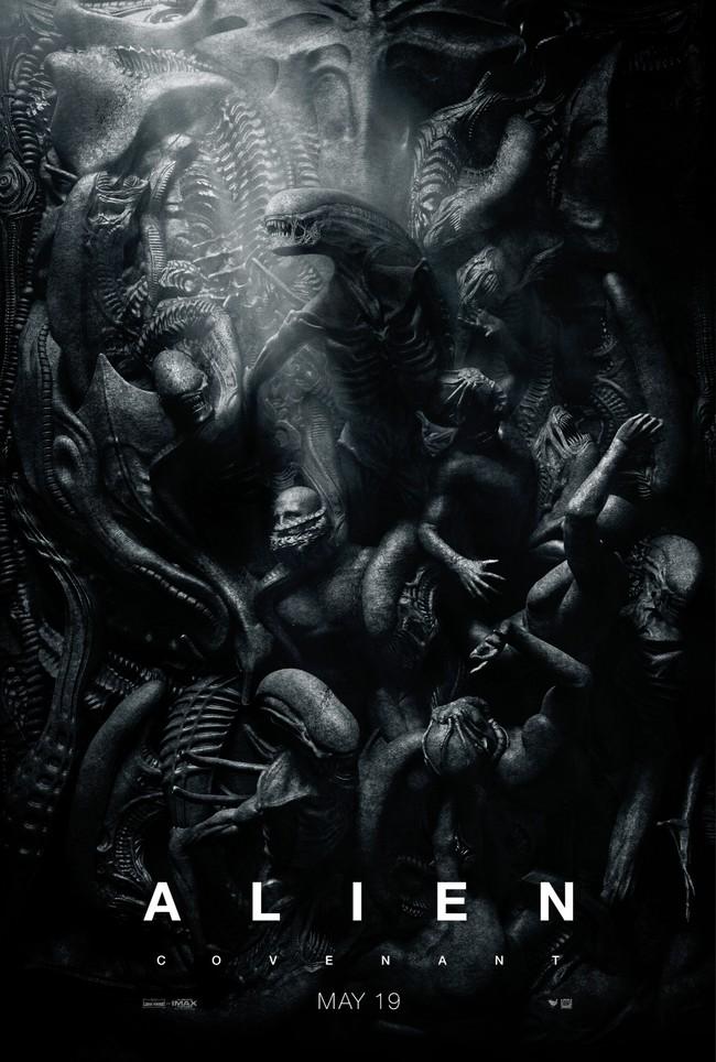 Espinof Mejores Carteles 2017 Alien Covenant