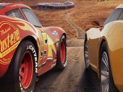 'Cars 3' es mejor que la segunda entrega pero abusa del piloto automático