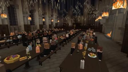 Ya está disponible para descargar el alucinante mapa de Minecraft que se trata de un juego completo de Harry Potter
