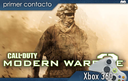 'Call of Duty: Modern Warfare 2'. Primer contacto