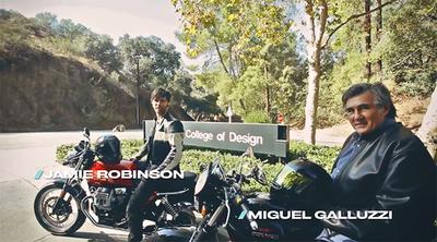 Ride Apart: El hombre que diseña las Moto Guzzi y otras obras de arte
