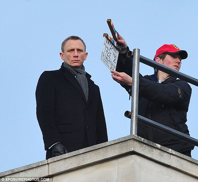 Foto de 'Skyfall, la nueva película de James Bond' (2/10)