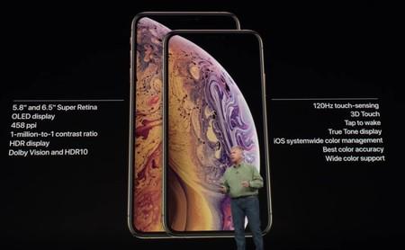 No, los nuevos iPhone XS y XR no tienen  el refresco de pantalla a 120 Hz: te explicamos el motivo de la confusión