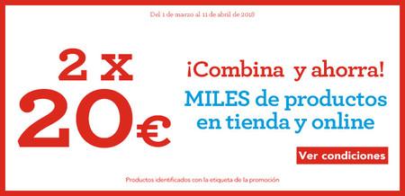 Toys 'r us nos ofrece una promoción de 2 juguetes por 20 euros en primeras marcas como PJ Mask, Barbie, Gusiluz o Nenuco