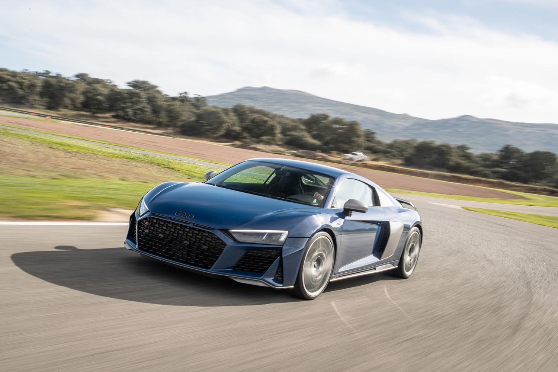 Foto de Audi R8 2019, toma de contacto (173/188)