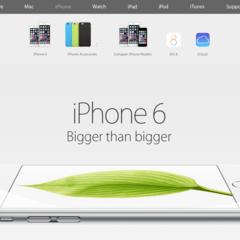 Foto 5 de 9 de la galería nueva-web-de-apple en Applesfera