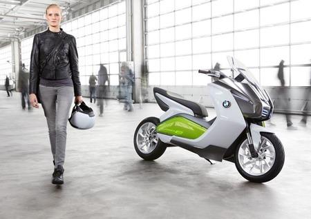 BMW moto eléctrica