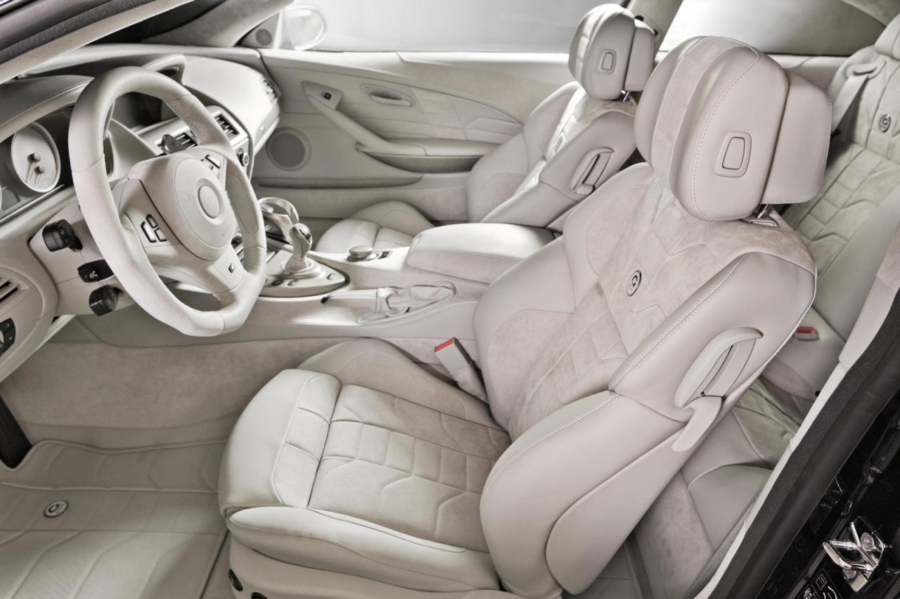 Foto de G-Power BMW M6 Coupé Interior (1/14)