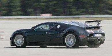 ¿Bugatti Veyron de 1.200 CV?