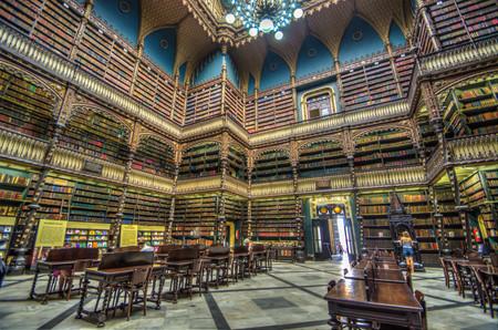 Gabinete Portugues De Lectura Flickr Mayumi Ishikawa