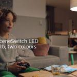 Las bombillas Philips SceneSwtich hacen más fácil el cambiar de ambiente en casa