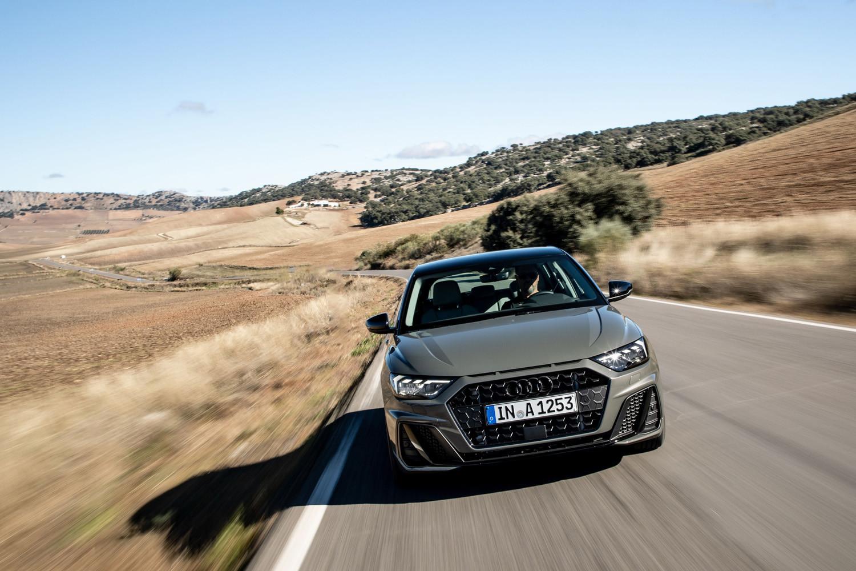 Foto de Audi A1 2018, toma de contacto (7/172)