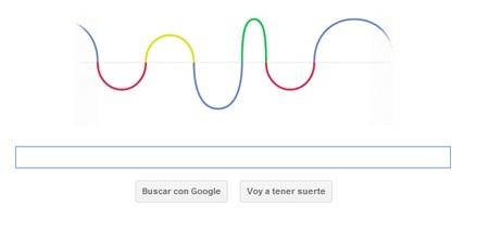 Un homenaje de Google a Heinrich Hertz