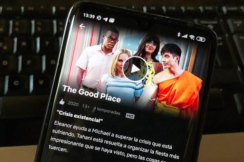 Cómo saber si tu móvil reproduce Netflix, Disney+ o Amazon Prime Video a máxima calidad