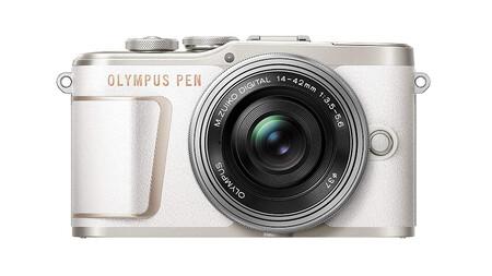 Olympus Pen E Pl10 White