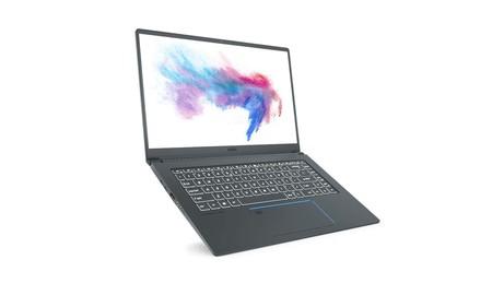 Si te das prisa, aún puedes hacerte con el moderno y potente MSI Prestige 15 A10SC-008ES en Amazon por 1.404,05 euros