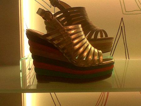Zapatos de Londres