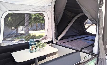 Opus OP Lite, remolque camper