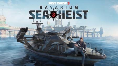 Bavarium Sea Heist, la tercera expansión de Just Cause 3 llega el 11 de agosto