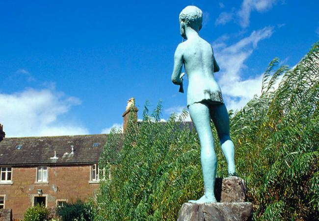 J.M. Barrie's Birthplace, el museo de Peter Pan