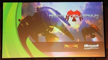 'Radiant Silvergun' confirmado para XBLA [TGS 2010]