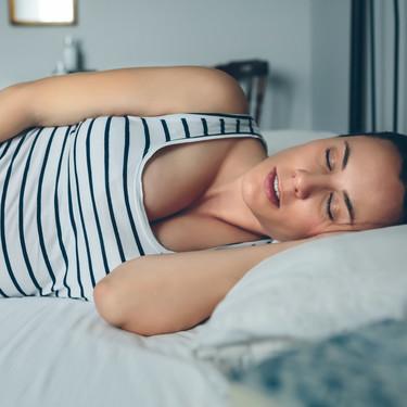 ¿Cuál es la mejor posición para dormir en el embarazo?