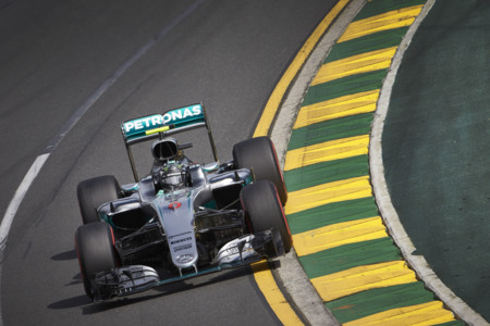 Victoria de Nico Rosberg en el caótico Gran Premio de Australia