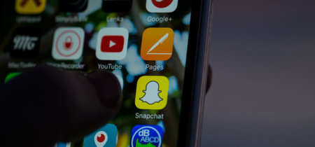¿Snapchat como recurso contra la violencia doméstica? Eso busca ser Snapchat Consellors