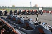 Novedades KTM 2012, primeras noticias
