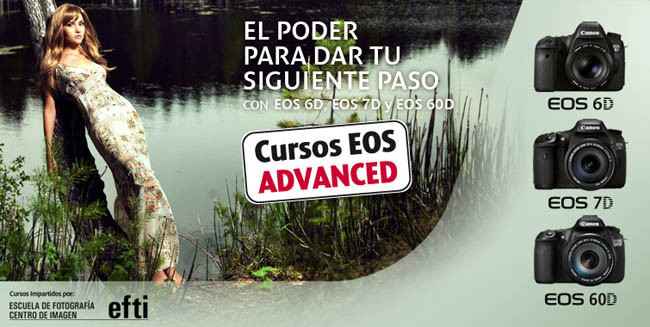 Cursos Canon EOS Advanced