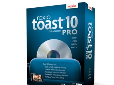 Roxio Toast Titanium 10 PRO: A fondo