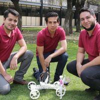 Estudiantes del IPN presentarán a la NASA un prototipo de vehículo para explorar Marte