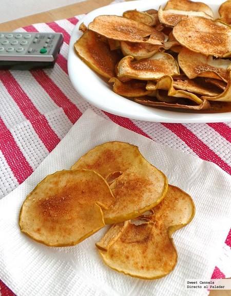 Chips Manzana