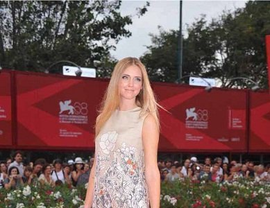 Los tres peinados de Chiara Ferragni para la alfombra roja del Festival de Venecia, ¿con cuál te quedas?