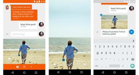 Google lanza Messenger, una nueva app de mensajería