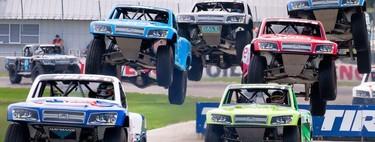 ¿Carreras de monster super trucks? En Australia se celebran y están a punto de prohibirse