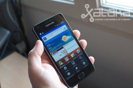 Samsung Galaxy S2 (SII), análisis: pantalla impresionante en cuerpo delgado