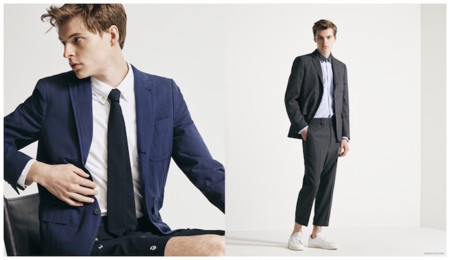 Wooster Lardini Collection Barneys New York Look Book 002