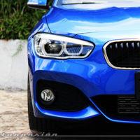 Probamos el BMW Serie 1 LCI y entendimos que los mejores perfumes vienen en botellas pequeñas...