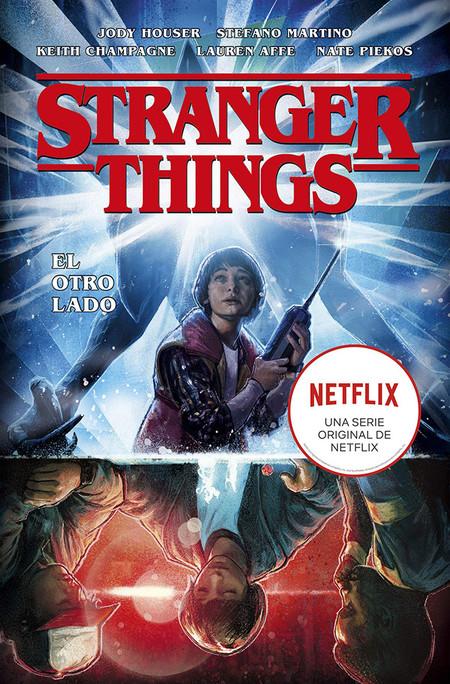 Stranger Things Libros San Jordi