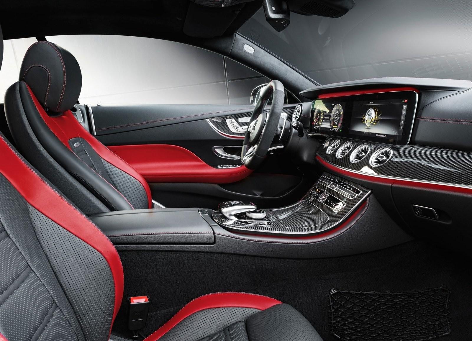 Foto de Mercedes-AMG E 53 Coupé y Cabriolet (19/20)