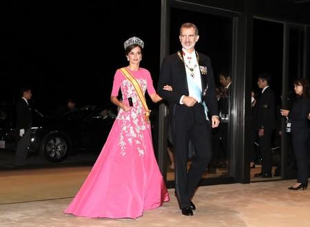 Reina Letizia Japon 5