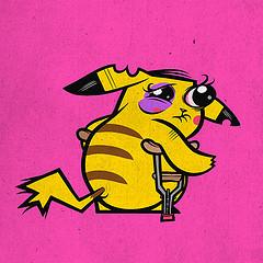 Pokemon gore