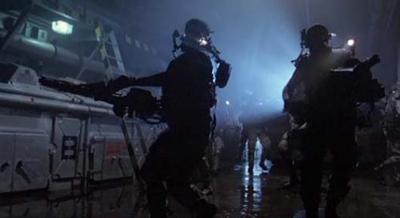 Ridley Scott frente a James Cameron