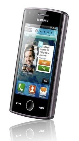 Samsung Wave 578 GT-S5780, NFC también llega a Bada