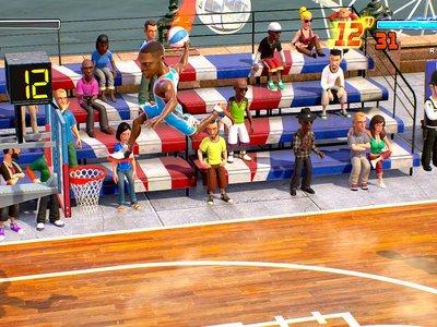 Se reveló la lista completa de jugadores que aparecerán en NBA Playgrounds