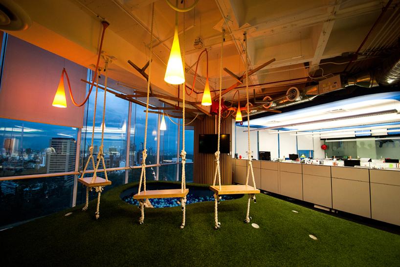 Foto de Las oficinas de google en Mexico (2/12)
