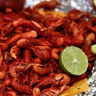 Acociles: camarones endémicos de los lagos y ríos de México que se consumen como botana tradicional