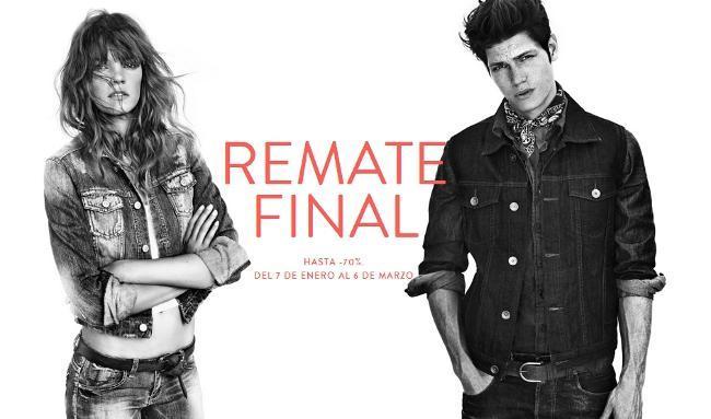 Remate Final Rebajas Pull&Bear